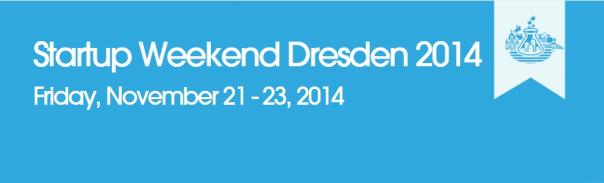 Startup weekend Dresden