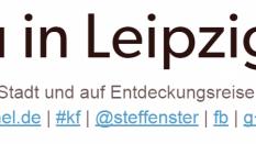 Blog über Leipzig